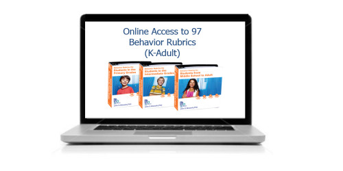 Behavior online rubrimaker