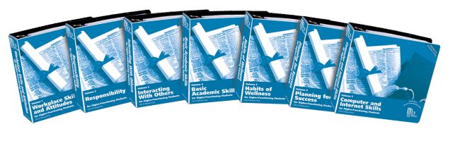Activities 1 Manuals Fanned Out for Site