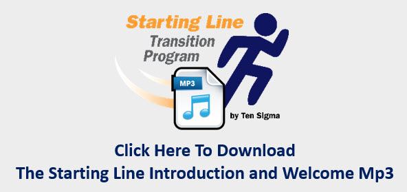 Click Here To Download the Starting Line Mp3 sample