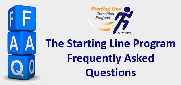 Starting Line FAQ frequently asked questions 2