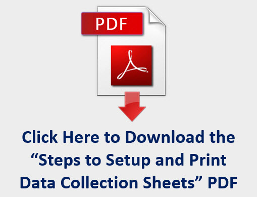 Steps to Data Collection