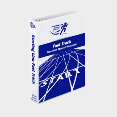 Starting Line Fast Track Gen Ed webpage