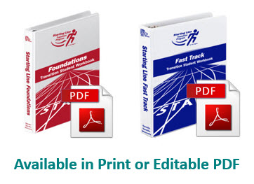 Foundations and Fast Track with PDF 2