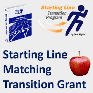 Ten Sigma Matching Grant Website image 4-17-17