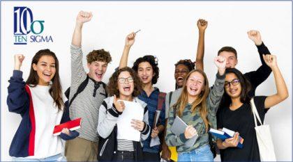 Ten Sigma Student Transition Tasks