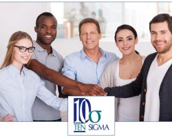 Ten Sigma new teacher logo 3