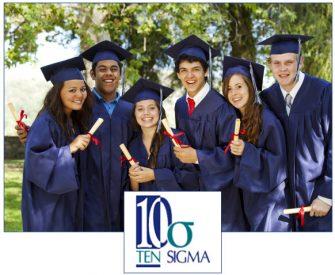 Ten Sigma new teacher logo 5
